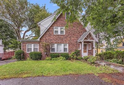 Belmont Single Family Home Under Agreement: 6 Spinney Terrace