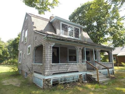 Middleboro Single Family Home Under Agreement: 211 Wareham St