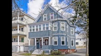 Somerville Condo/Townhouse For Sale: 31 Sewall Street #1
