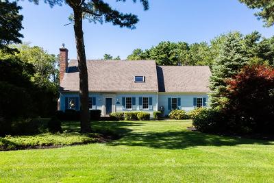 Sandwich Single Family Home For Sale: 11 Marshview Circle
