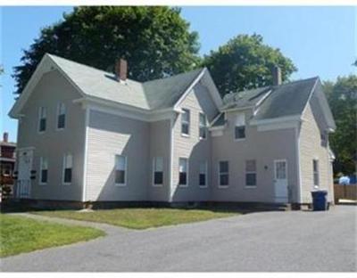 Middleboro Rental Under Agreement: 43 School Street #B