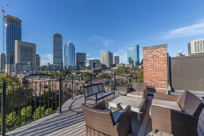 Condo/Townhouse For Sale: 529 Columbus Ave #9
