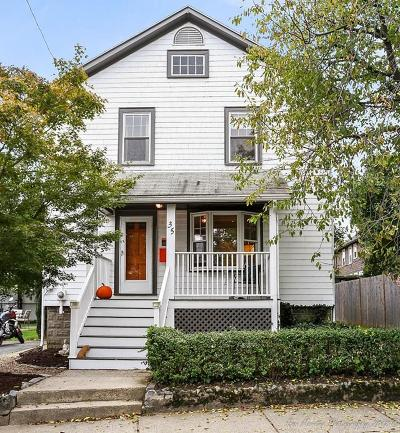 Medford Single Family Home Back On Market: 35 Columbia Rd