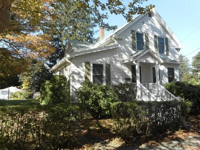 Beverly Single Family Home Under Agreement: 47 Livingstone Avenue