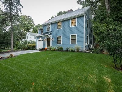 Newton Single Family Home New: 216 Quinobequin Rd