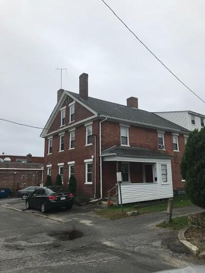 Millbury Multi Family Home Under Agreement: 4 Farnsworth Court