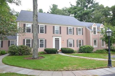 Concord Condo/Townhouse Contingent: 30 Center Village Drive #30