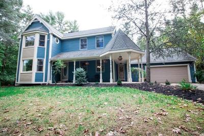 Middleboro Single Family Home For Sale: 31 Holly Tree Ln
