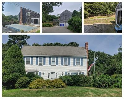 Bourne Single Family Home Under Agreement: 2 Westerly Dr