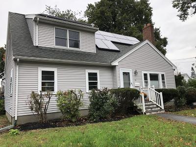 Wenham, Hamilton Single Family Home New: 38 Lorenzo Avenue