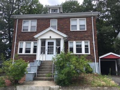 Malden Single Family Home Under Agreement: 75 Plymouth Road