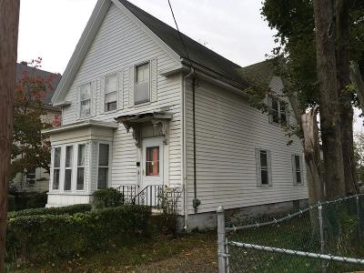 Brockton Single Family Home Under Agreement: 108 Florence St