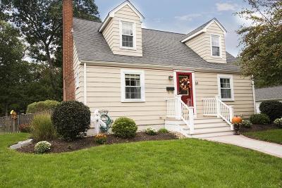 Weymouth Single Family Home New: 59 Elmer Rd