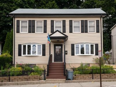 Revere Single Family Home Under Agreement: 770 Winthrop Avenue