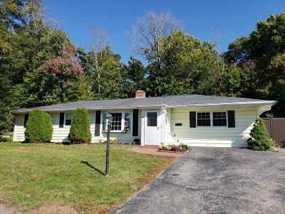 Holbrook Single Family Home Under Agreement: 88 Poole Cir