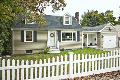 Weymouth Single Family Home For Sale: 133 Federal St