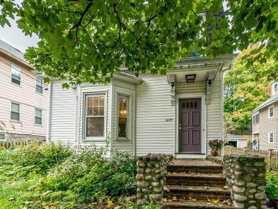 Single Family Home For Sale: 20 Gardenside St