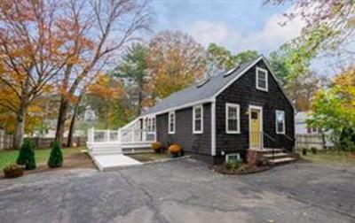 Wenham, Hamilton Single Family Home For Sale: 42 Village Ln