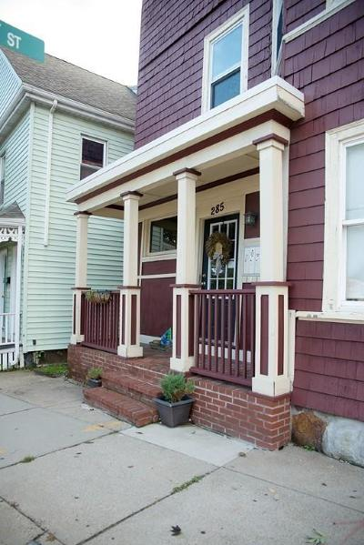Condo/Townhouse For Sale: 285 Neponset Ave #2