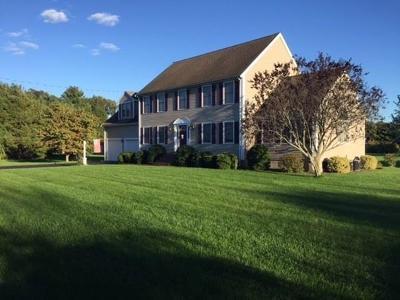 Mansfield Single Family Home Under Agreement: 360 Balcom St
