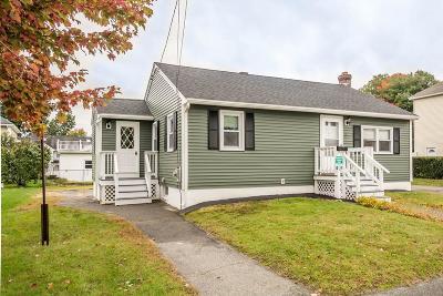 Lowell Single Family Home New: 22 Jordan St
