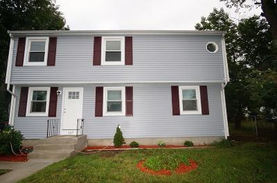 Brockton Single Family Home New: 197 Algonquin Street