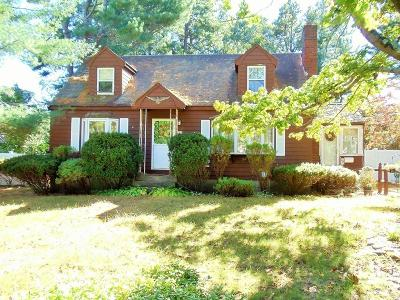 Tewksbury Single Family Home Sold: 269 Shawsheen St