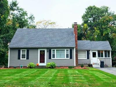 Westborough Single Family Home Contingent: 12 Haskell St