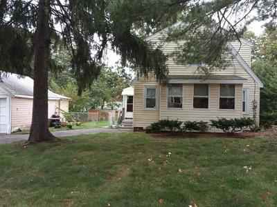 Milton Single Family Home For Sale: 26 Rose St