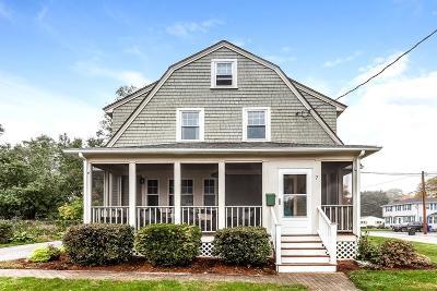 Maynard Single Family Home Under Agreement: 7 Charles St