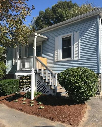 Saugus Single Family Home Under Agreement: 35 Saville St