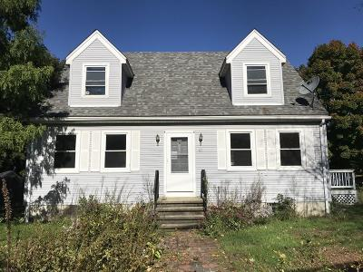 Beverly Single Family Home Under Agreement: 47 Conant St