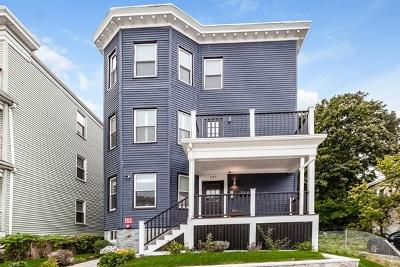 Condo/Townhouse Sold: 127 Pleasant St #2