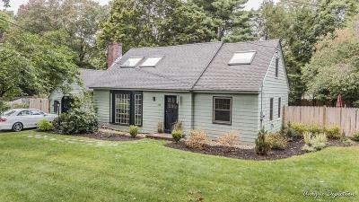 Andover Single Family Home Sold: 170 Summer Street