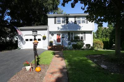 Needham Single Family Home For Sale: 11 Ivy Road