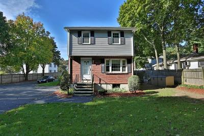 Wakefield Condo/Townhouse Under Agreement: 1008 Main St #F