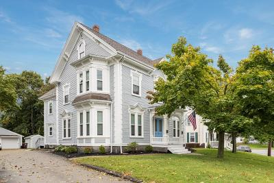 Weymouth Multi Family Home For Sale: 1640 Commercial St