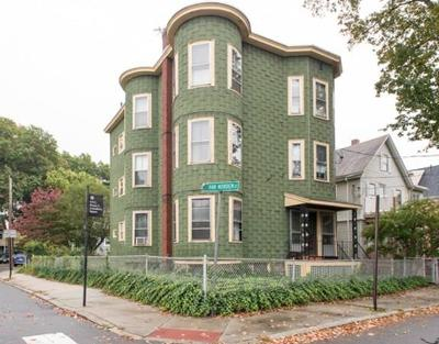 Cambridge Multi Family Home Under Agreement: 64 Middlesex St