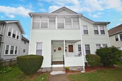 Watertown Multi Family Home For Sale: 6 Derby Road