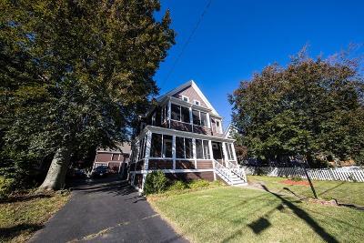 Malden Multi Family Home Under Agreement: 46 - 48 Webster St