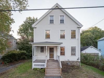 Framingham Single Family Home For Sale: 78 Alexander St