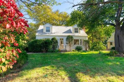 Framingham Single Family Home For Sale: 83 Lockland Ave