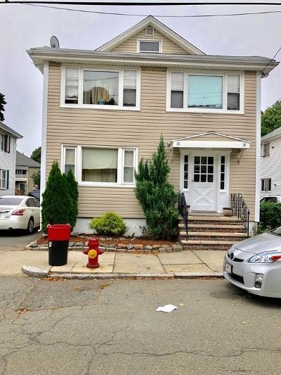 Malden Multi Family Home Under Agreement: 36 38 Durso Ave