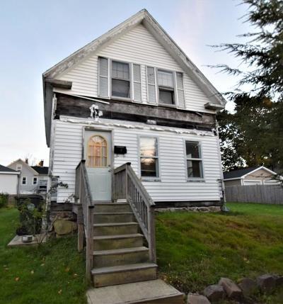 Marlborough Single Family Home Under Agreement: 18 Chestnut St