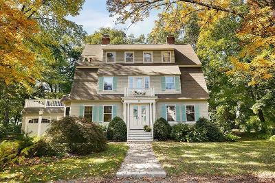 Wellesley MA Single Family Home New: $1,775,000