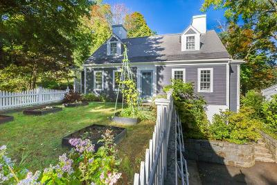 Gloucester Single Family Home Under Agreement: 17 Chester Sq