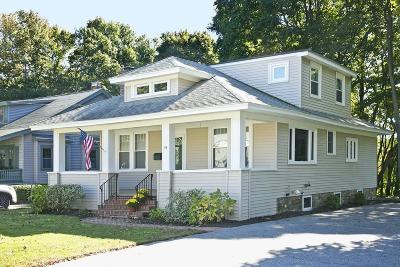 Weymouth Single Family Home New: 34 Pierce Court