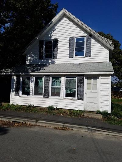Wareham Single Family Home For Sale: 55 12th St