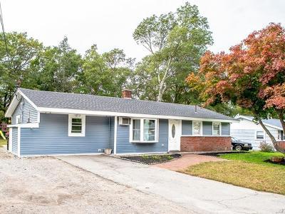 Brockton Single Family Home New: 132 Lynn Rd