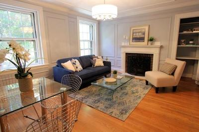 Boston MA Condo/Townhouse Under Agreement: $729,000